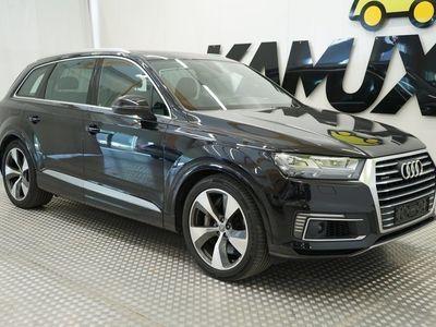 käytetty Audi Q7 Business 3,0 V6 TDI e-tron quattro / Tulossa myyntiin / Panorama / Matrix /
