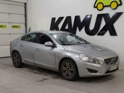 käytetty Volvo S60 D4 Summum Edition aut // Webasto / Merkkihuollettu Suomiauto //