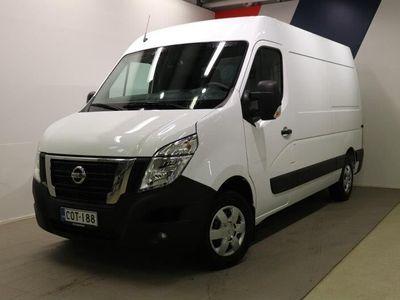 käytetty Nissan NV400 Van 150hp [bensa manuaali etuveto] L2H2 Working Star BLIND SSD FD COT-188 | Laakkonen