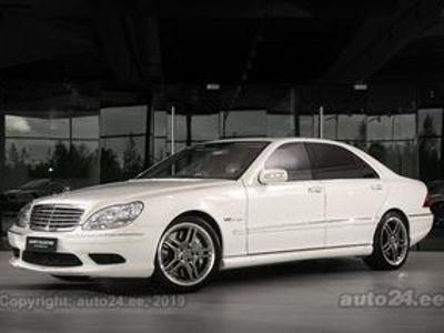 käytetty Mercedes S65 AMG S 65 AMGAMG Lang V12 Bi-Turbo 6.0 V12 450kW - Luxury Collection Automobiles