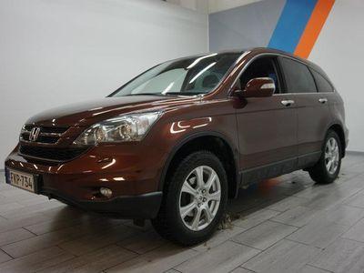 käytetty Honda CR-V 2,0 Nordic 4 x 4 A **ILMAINEN KOTIINKULJETUS**
