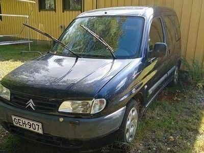 käytetty Citroën Berlingo 1.9 diesel