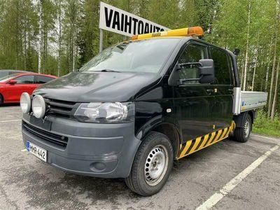 käytetty VW Transporter Doppeli / ei takaistuimia pitkä 2,0 TDI 103 kW DSG