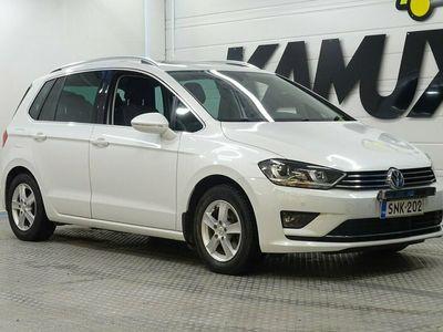 käytetty VW Golf Sportsvan Highline 2,0 TDI 110 kW (150 hv) BlueMotion Technology DSG-automaatti