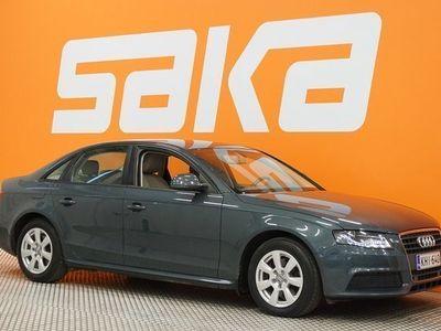 käytetty Audi A4 Sedan 2,0 TDI 105 kW multitronic-autom. Business ** Suomi-auto / Tutkat / Xenon / Lohkolämmitin **