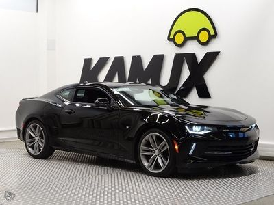 käytetty Chevrolet Camaro 2,0 Turbo Black Weekend - ERIKOISHINTA! **Rs paketti, Bose, My Link, Xenon**