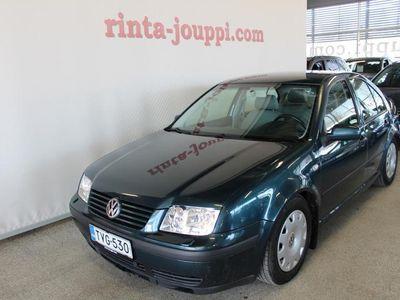 käytetty VW Bora 1.4 55kW Trendline - Tuunattu Vokho! ** Alusta-sarja / Tuning-umpiot takana / Blueooth soitin! ** !