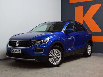 käytetty VW T-Roc Style 1,5 TSI EVO 110 kW (150 hv) DSG-automaatti *Led-ajovalot*Kivoilla varusteilla*