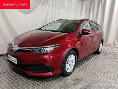 käytetty Toyota Auris Touring Sports 1,8 Hybrid Edition *** Korkotarjous 0% + kulut