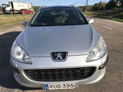 käytetty Peugeot 407 2.0