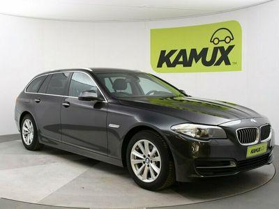käytetty BMW 520 520 F11 Touring d A Business // Bi-Xenon / Ilmajousitus takana / Nahkaverhoilu / Vetokoukku //