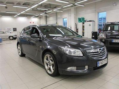 käytetty Opel Insignia