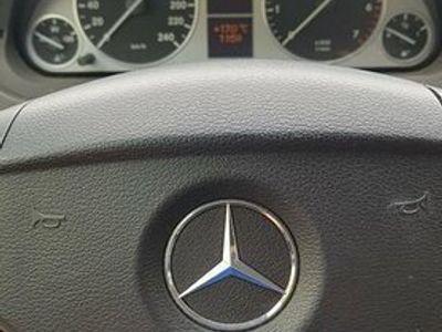 käytetty Mercedes B170