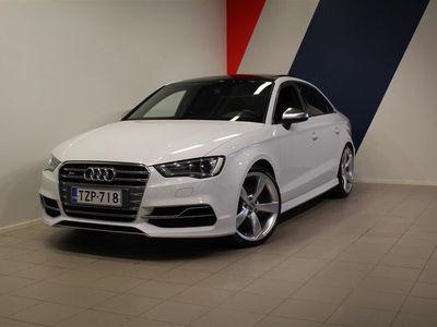 käytetty Audi S3 Sedan 2,0 TFSI 221 kW quattro S tronic, Runsaat varusteet!
