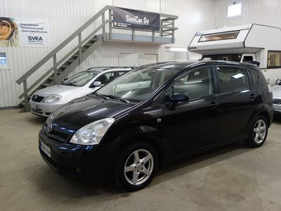 käytetty Toyota Corolla Verso 1,6 VVT-i Linea Terra