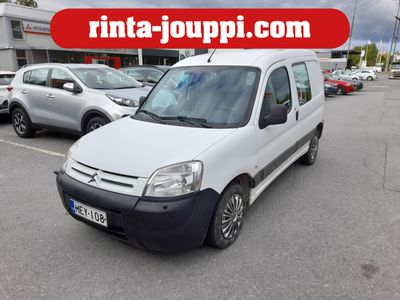 käytetty Citroën Berlingo Van 1,6 HDi 75