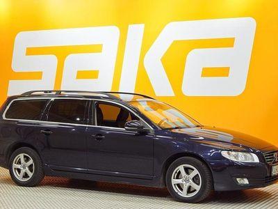 käytetty Volvo V70 D4 Classic Kinetic aut **Juuri tullut / Navi / Siistikuntoinen / Nopeimmalle **