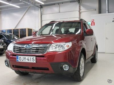 käytetty Subaru Forester 2.0 XS VR AT business
