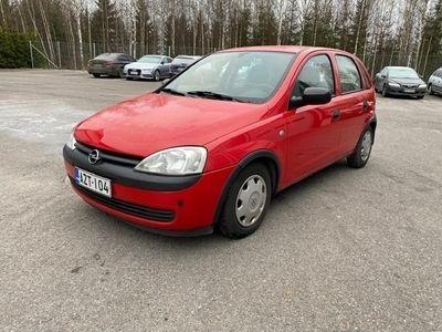 käytetty Opel Corsa *ASIALLINEN*LEIMAA 6/21*