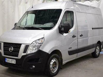 käytetty Nissan NV400 Van 2,3dCi 125 DPF 6M/T Euro5 L2H2 Glazed FD Blind DSD 3.5 FWD Comfort Plus