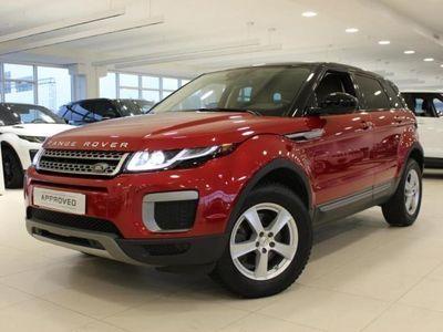 gebraucht Land Rover Range Rover evoque