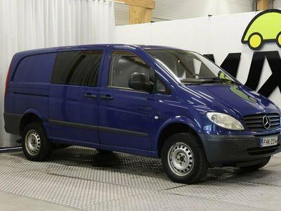 käytetty Mercedes Vito VitoKASTEN 115 CDI-639603-4X4/320