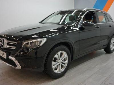 käytetty Mercedes GLC220 d 4Matic A Suomi Edition (MY18.Q) **KORKOTARJOUS 1,9% + KULUT**ILMAINEN KOTIINKULJETUS**