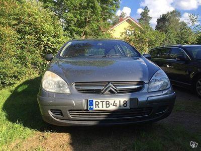 käytetty Citroën C5 vuosi ajoaikaa, jakohihna vaihdettu