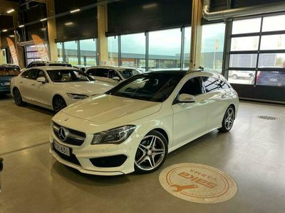 käytetty Mercedes CLA250 Shooting Brake 4Matic A Business AMG-STYLING