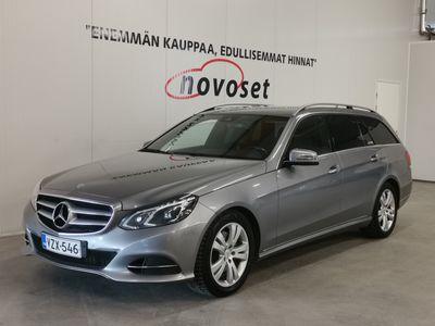 käytetty Mercedes E350 Bluetec T 4Matic A Avantgarde *HYVÄT VARUSTEET! WEBASTO PUHELINOHJAUKSELLA! 1.99% KORKO, 299e KASKO, 0e TOIMITUS!**
