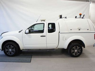 käytetty Nissan Navara Double Cab 2,5dCi 190hp LE 6M/T Diff lock 2