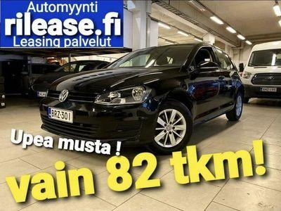 käytetty VW Golf Comfortline 1,2 TSI 105hv hvBlueMotion Technology 4-ovinen, vain 82 tkm ! Musta !!!