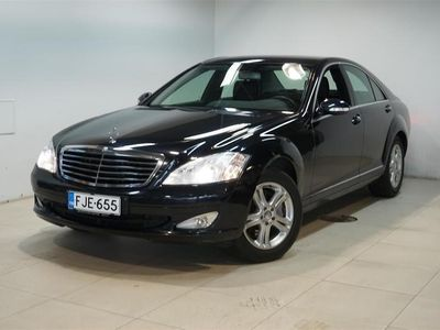 käytetty Mercedes S320 CDI 4Matic Business,Suomiauto, Xenon, Rahoitus jopa ilman käsirahaa!