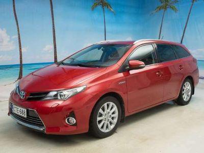 käytetty Toyota Auris 1.8 Touring Sports Hybrid Premium