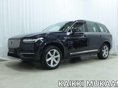 käytetty Volvo XC90 T8 Twin Engine AWD Inscription A (MY17) *SUPER-VARUSTEET, KATSO LISTA!*
