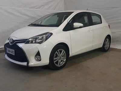 käytetty Toyota Yaris 1,33 Dual VVT-i Active Edit 5ov MultidS