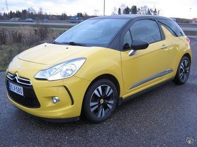 käytetty Citroën DS3