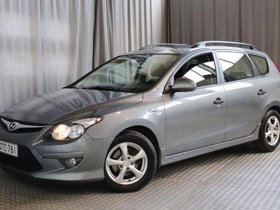 käytetty Hyundai i30 Wagon 1,4 CVVT 5MT ISG Air, SIISTIKUNTOINEN!