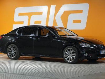 käytetty Lexus GS450H Hybrid A Executive **HUIPPUVARUSTEET / Navi / Muistipaikat / Nahkapenkit / Ratinläm.**
