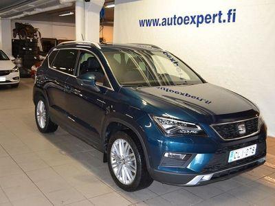 käytetty Seat Ateca 2,0 TDI 190 4DRIVE Xcellence DSG. Korkotarjous 1.5% !!
