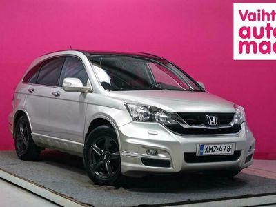 käytetty Honda CR-V 2,0i Comfort 4WD Business #JuuriTullut