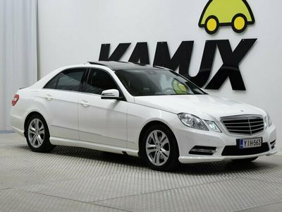 käytetty Mercedes E250 CDI BE 4Matic A Premium Business