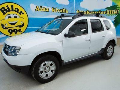 käytetty Dacia Duster dCi 110 S&S 4x4 Laureate - **WEBASTO, INVERTTERI, VAKKARI YMS!!** - *NYT 500? TILILLE!*