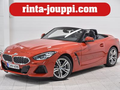 käytetty BMW Z4 Z4 G29 Roadster sDrive20i - UpeaM-Sport nyt huippuedulla etusi nyt 12600e
