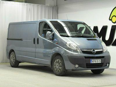 käytetty Opel Vivaro Van L2H1 2,0 CDTI 84kW AUT//Koukku//Weba//Navi//Hyvin huollettu//