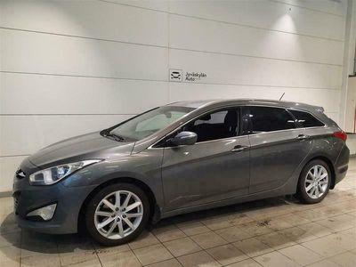 käytetty Hyundai i40 Wagon 1,7 CRDi 100kW 6AT Style *** HYVITYS VÄHINTÄÄN 1000 €*