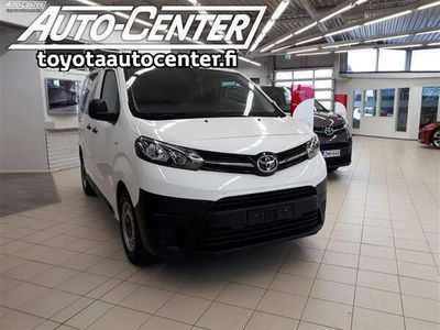 käytetty Toyota Proace Compact 2,0 D 120