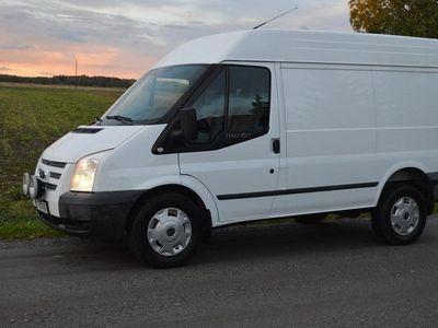 käytetty Ford Transit 330S 2,2TDCi 125 hv Trend N1 Van AWD