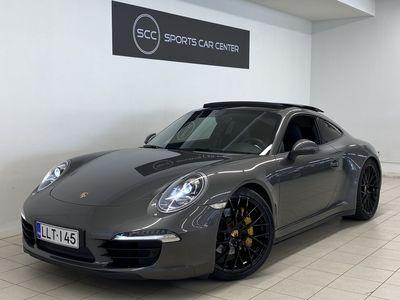 käytetty Porsche 911 Carrera 4 Coupé PDK, Approved 111 check 6/21, Sport putkisto, BOSE, Kattoluukku, 100% huoltokirja