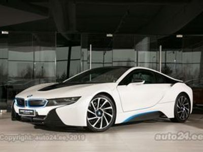 käytetty BMW i8 Business Exclusive 1.5 170kW - Luxury Collection Automobiles